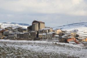 Salvatore Viglietti | Prima neve | Castelfranco in Miscano